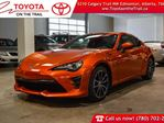 2017 Toyota 86 Base 2dr RWD Coupe in Edmonton, Alberta