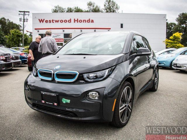 2015 BMW I3 Base w/Range Extender in Port Moody, British Columbia