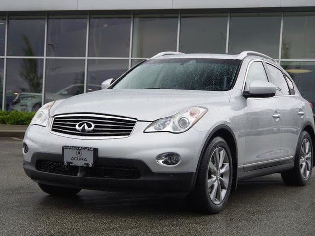 2008 INFINITI EX35 AWD, Navigation in North Vancouver, British Columbia