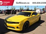 2011 Chevrolet Camaro 2SS, 20K IN AFTER MARKET ADDS!!! FOOSE RIMS, PROFESSIONALLY DYNO TUNED, UPGRADED STERO SYSTEM, PLEASE ASK FOR MORE DETAILS!!! MUST SEE!!! in Edmonton, Alberta