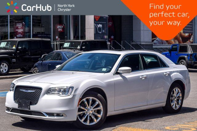 2017 CHRYSLER 300 Touring AWD PanoSunroof Nav BackUpCam R-Start Leather 19Alloys  in Thornhill, Ontario