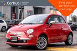 2017 Fiat 500 Lounge  Manual Leather HeatFrntSeats KeylessEntry 16Alloys  in Thornhill, Ontario