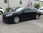 2009 Toyota Camry SE auto loaded leather roof finance available    in Ottawa, Ontario