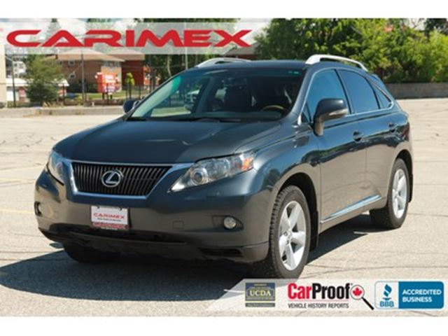 2010 LEXUS RX 350 Ultra Premium in Kitchener, Ontario