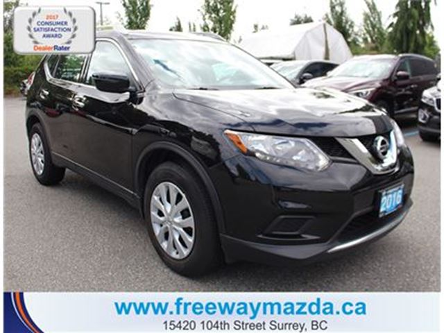 2016 NISSAN ROGUE - in Surrey, British Columbia