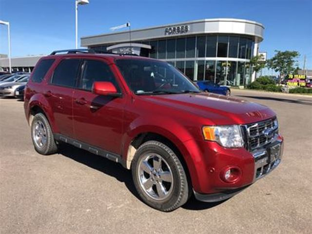 2012 Ford Escape Limited \ LEATHER \ AWD \ SUNROOF \ in Waterloo, Ontario