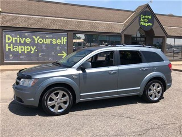 2010 DODGE JOURNEY R/T in Fonthill, Ontario
