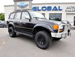 1996 Toyota Land Cruiser 4X4 LEATHER SUNROOF . in Ottawa, Ontario