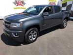 2016 Chevrolet Colorado Z71, Quad Cab, Navigation, Leather, 4x4 in Burlington, Ontario