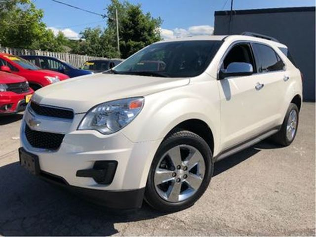 2014 CHEVROLET EQUINOX 1LT MOONROOF CHROME MAGS BACK UP CAMERA in St Catharines, Ontario