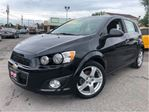 2014 Chevrolet Sonic LT Auto MOONROOF BIG MAGS in St Catharines, Ontario