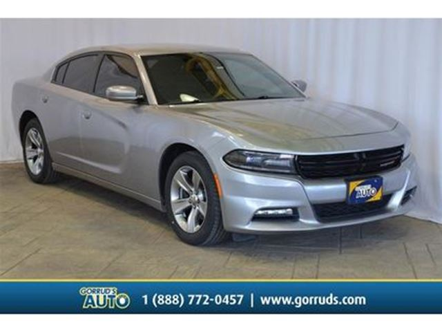 2015 DODGE Charger SXT/BLUETOOTH/HEATED SEATS/HEATED MIRRORS in Milton, Ontario