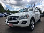 2010 Mercedes-Benz M-Class 4DR 4matic 3.0L M in Mississauga, Ontario