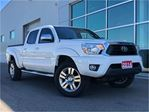 2014 Toyota Tacoma 4x4 DOUBLE CAB!!  JUST TRADED !! in Mississauga, Ontario
