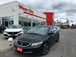 2013 Honda Civic EX,SUNROOF,BACKUP CAM! in Belleville, Ontario