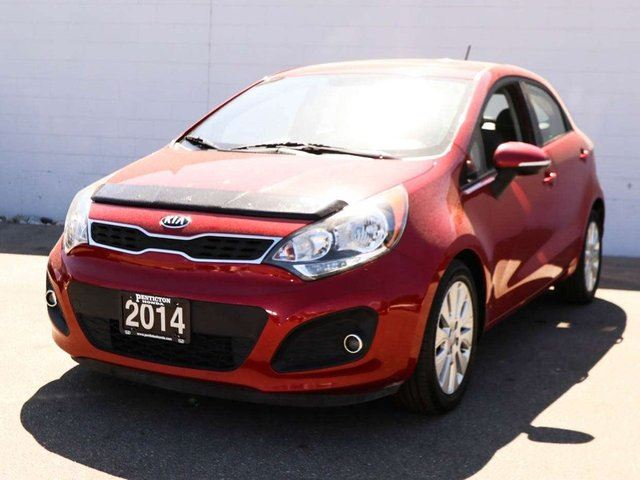 2014 KIA RIO EX in Kelowna, British Columbia