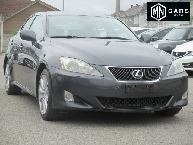2007 LEXUS IS IS 250 AWD in Ottawa, Ontario