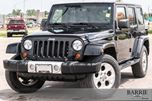 2013 Jeep Wrangler Unlimited Sahara in Barrie, Ontario