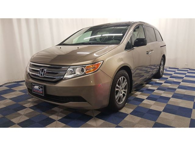 2012 HONDA ODYSSEY EX/REAR VIEW CAM/ALLOYS in Winnipeg, Manitoba