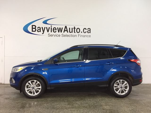 2017 FORD ESCAPE SE - ALLOYS! KEYPAD! ECOBOOST! HTD SEATS! SYNC! in Belleville, Ontario