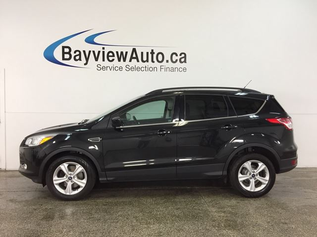 2014 FORD ESCAPE SE - ECOBOOST! KEYPAD! HTD SEATS! DUAL CLIMATE! SYNC! in Belleville, Ontario