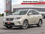 2015 Lexus RX 450h Sportdesign One Owner, Serviced by Toyota Dealers, No Accidents in London, Ontario