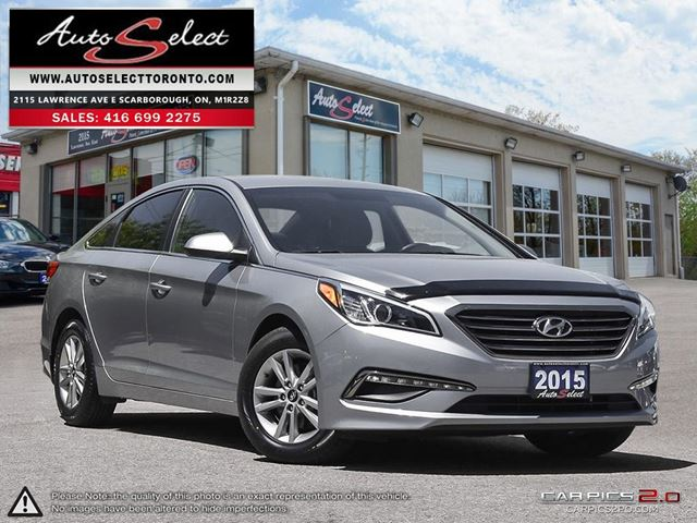 2015 Hyundai Sonata ONLY 72K! **BACK-UP CAMERA** CLEAN CARPROOF in Scarborough, Ontario