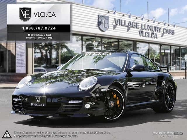 2011 PORSCHE 911 Turbo S Local Canadian car***Fully serviced*** in Markham, Ontario