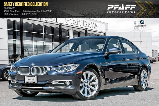 2014 BMW 3 SERIES 328 i xDrive in Mississauga, Ontario