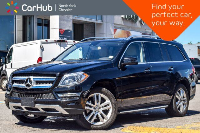 2014 MERCEDES-BENZ GL-CLASS 350 BlueTEC Pano_Sunroof Heat Seats H/K Audio in Thornhill, Ontario