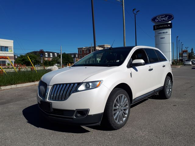 2014 LINCOLN MKX           in Richmond Hill, Ontario