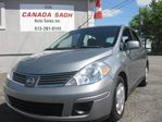 2009 Nissan Versa ONLY 95K, PWR GROUP, AC,12 M WRTY+SAFETY in Ottawa, Ontario
