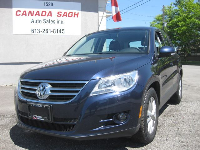 2011 VOLKSWAGEN TIGUAN  ONE OWNER, AWD, 101K, 12 M WRTY+SAFETY in Ottawa, Ontario