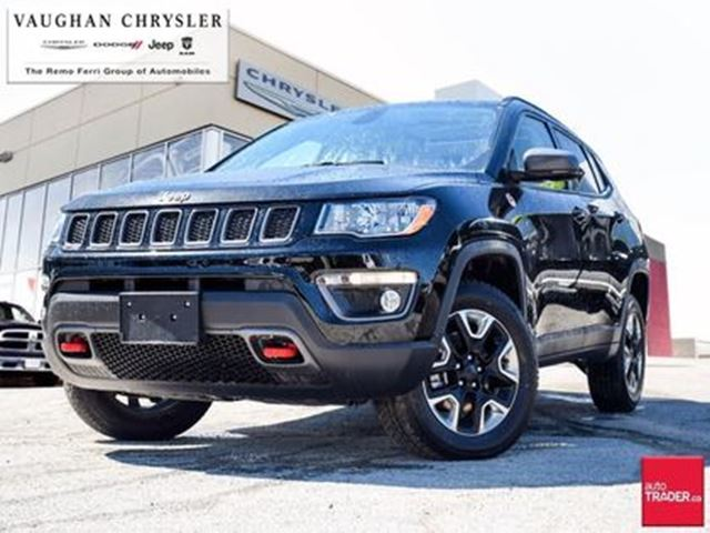 2017 JEEP COMPASS Trailhawk in Woodbridge, Ontario