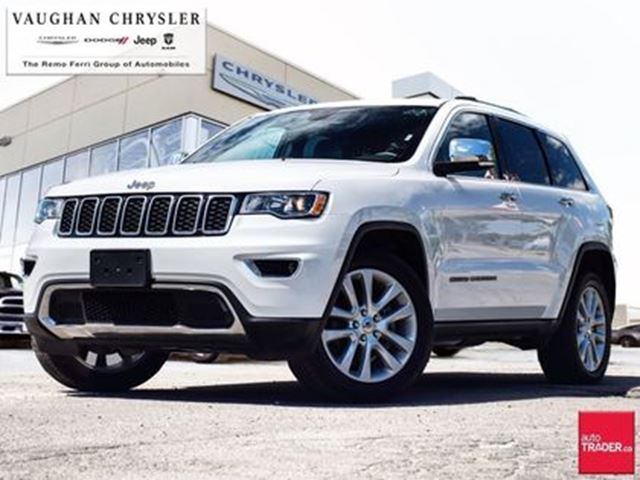 2017 JEEP GRAND CHEROKEE Limited in Woodbridge, Ontario