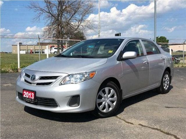 2013 TOYOTA COROLLA CE**AUTOMATIC**HEATED SEATS**A/C** in Mississauga, Ontario