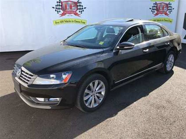 2012 VOLKSWAGEN PASSAT 2.0 TDI DSG Highline in Burlington, Ontario