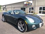 2007 Pontiac Solstice Leather Auto Chrome in St George Brant, Ontario