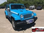2017 Jeep Wrangler Unlimited Chief One Owner...must have for the summer in Arthur, Ontario
