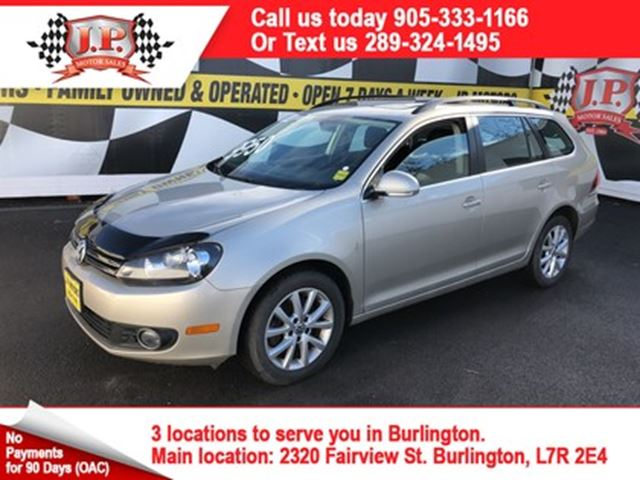 2012 VOLKSWAGEN GOLF Comfortline, Automatic, Wagon, Diesel, in Burlington, Ontario