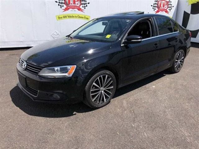 2013 VOLKSWAGEN JETTA TDI in Burlington, Ontario