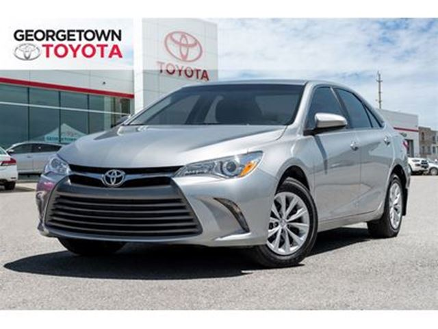 2017 Toyota Camry LE A/C BACK UP CAMERA BLUETOOTH in Georgetown, Ontario