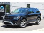 2017 Dodge Journey Crossroad*NAV*DVD*7 Pass*Sunroof*Leather*ULTRA CLE in Mississauga, Ontario