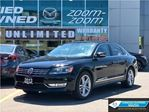 2013 Volkswagen Passat 2.0 TDI Highline / LEATHER / SUNROOF!!! in Toronto, Ontario