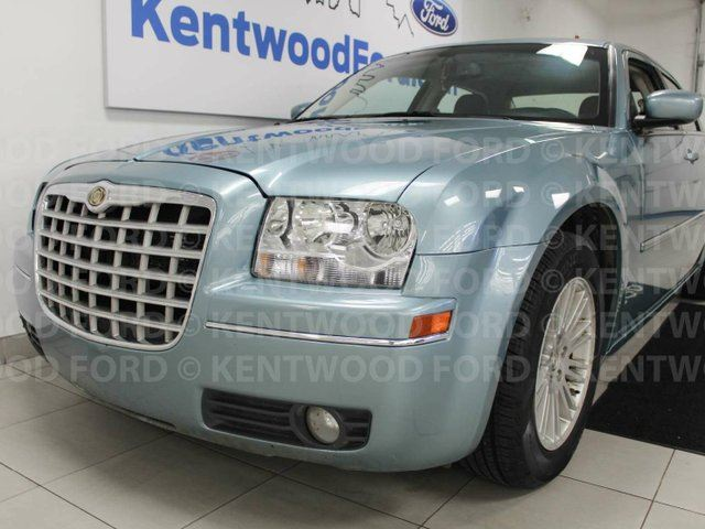 2009 CHRYSLER 300 300 Touring with a sunroof and heated power leather seats in Edmonton, Alberta