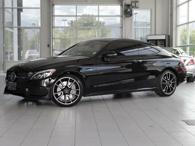 2017 MERCEDES-BENZ C-CLASS AMG C 43 2dr AWD 4MATIC Coupe in Kelowna, British Columbia