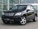 2008 Mercedes-Benz M-Class 4MATIC in Vancouver, British Columbia