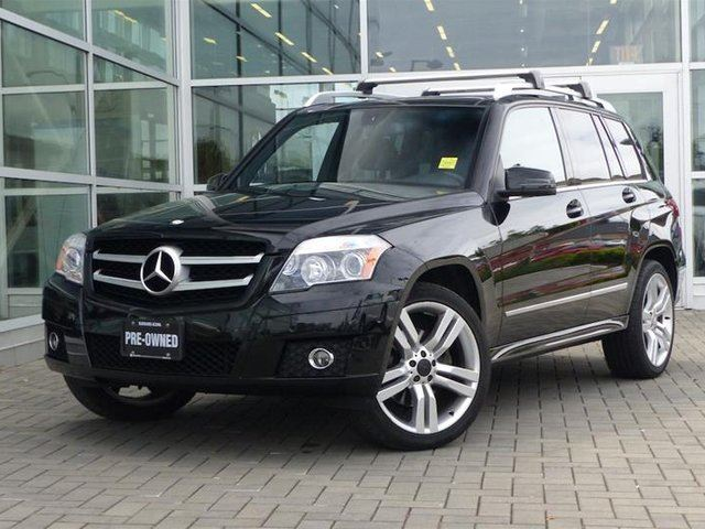 2011 MERCEDES-BENZ GLK-Class 4MATIC in Vancouver, British Columbia