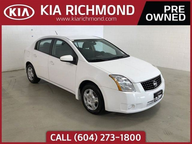 2009 NISSAN SENTRA 2.0 in Richmond, British Columbia