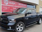 2017 Dodge RAM 1500 Sport 4x4 Quad Cab / Sunroof / Back Up Camera in Edmonton, Alberta